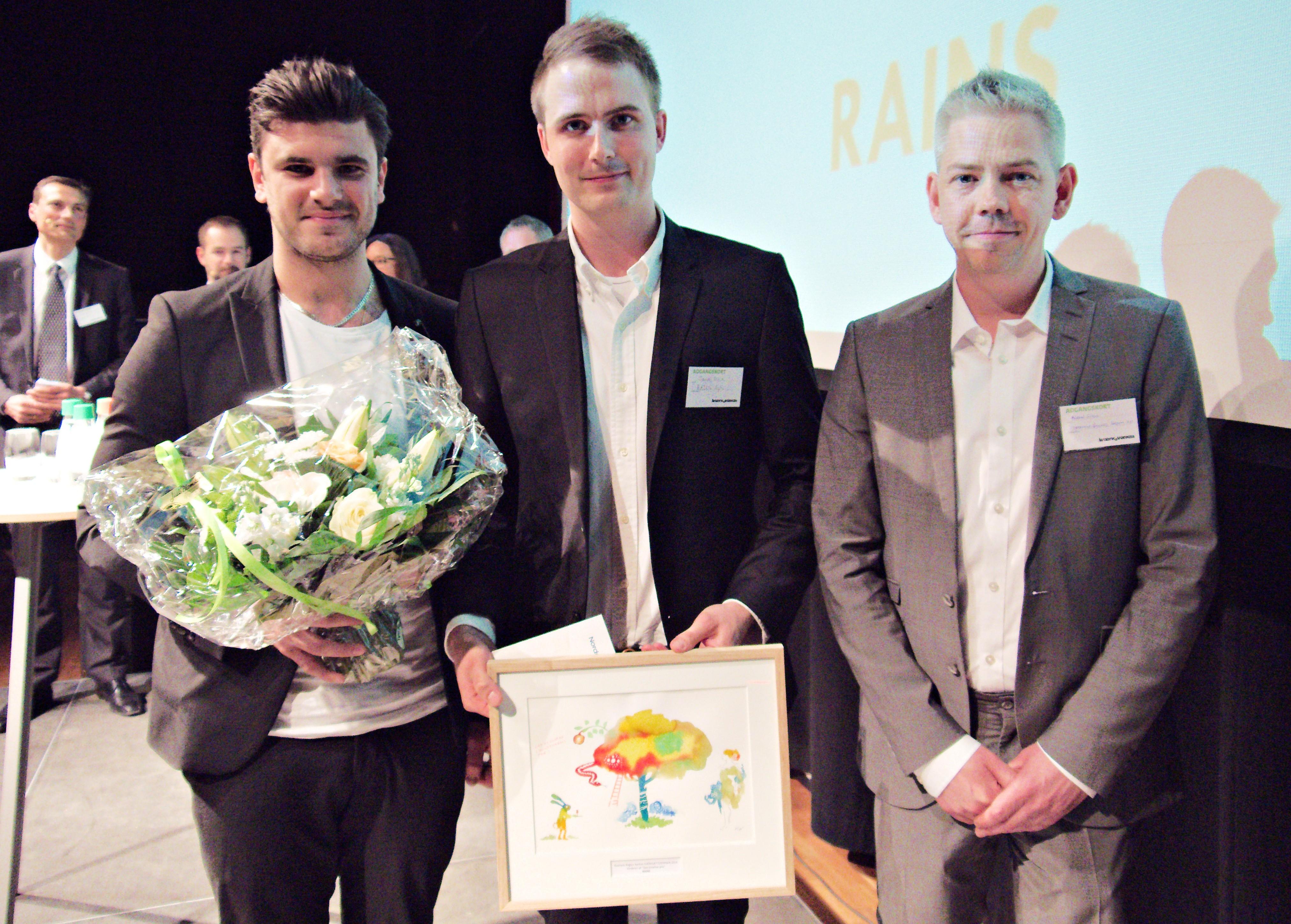 RAINS, vinder_i_kategorien_Bedste-kreative_ide